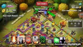 getlinkyoutube.com-Clash Of Lords 2 Auto Battle Feature Explained