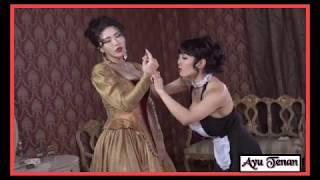 Anri Okita Queen With Hitomi Tanaka Japanese Castele