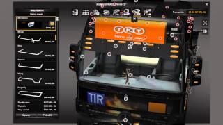 getlinkyoutube.com-[ETS2]Euro Truck Simulator 2 Mercedes Benz Actros MP3 MTP