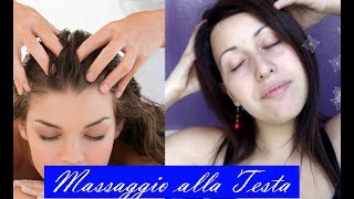 getlinkyoutube.com-Estetica Tutorial: Massaggio Testa e Capelli