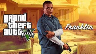GTA V - Franklin Trailer Song (Jay Rock - Hood Gone Love It)