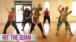 getlinkyoutube.com-iHeart Memphis - Hit The Quan (Dance Fitness with Jessica) #HitTheQuan