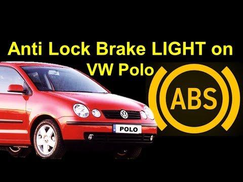 VW Polo ABS Light ON Fabia ABS Light On Easy Fix