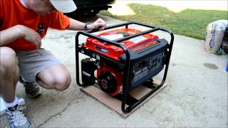getlinkyoutube.com-How To Set Up an Electrical Generator