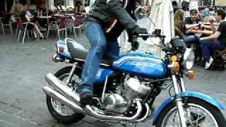 getlinkyoutube.com-Kawasaki 750 H2 . 1972. Mitik Moto . 37000 Tours- France