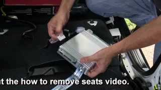 getlinkyoutube.com-How to add amplifier (s) to your Toyota Tundra w/ JBL & keep your stock stereo.  ReCurve EZQ  Part 1