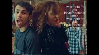 Maps - MAX and Alyson Stoner lyrics