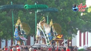 நல்லூர் கந்தசுவாமி கோவில் பத்தொன்பதாம் திருவிழா மாலை 11.08.2020