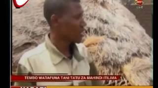 Watoto Wanusurika Kutafunwa Na Tembo Mkoani Simiyu