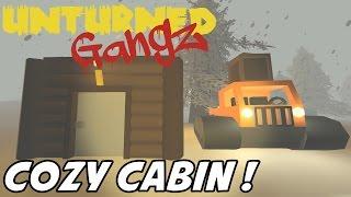 """getlinkyoutube.com-UNTURNED GangZ - """"Cabin in the Woods!"""" - S3E02 (Yukon PvP)"""