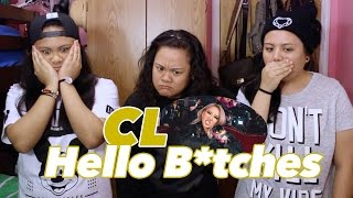 getlinkyoutube.com-MV Reaction: CL - 'HELLO BITCHES' DANCE PERFORMANCE VIDEO