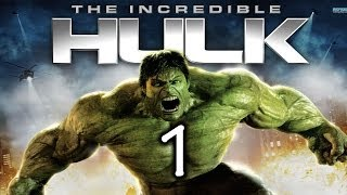 getlinkyoutube.com-The Incredible Hulk - Gameplay Walkthrough Part 1 -  Beginning