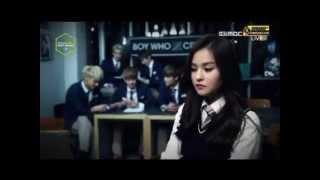getlinkyoutube.com-EXO総出演 ミニドラマ「狼が人間に恋をした」@131114 MMA 【日本語字幕】