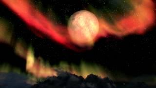 getlinkyoutube.com-DreamScene [Live Wallpaper] - Skyrim -- Night Sky 1 (1080p)