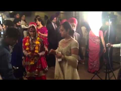 Sikh wedding in India
