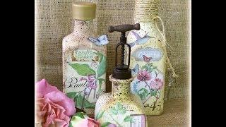 getlinkyoutube.com-Vintage Bottles