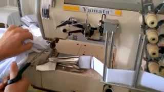 getlinkyoutube.com-Como fazer acabamento em camiseta