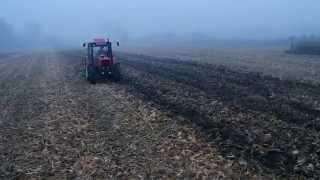 getlinkyoutube.com-Talerzowanie kukurydzy II ZETOR 10540 II