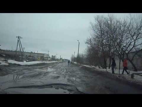 Дорога в Шопино