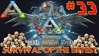 getlinkyoutube.com-[33] Last Stand RAMPAGE!!! (ARK SOTF Survival Of The Fittest)