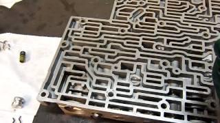 getlinkyoutube.com-4L60E Transmission P1870 Transmission component slipping (early valve body) - Transmission Repair