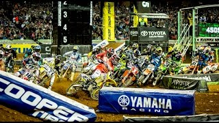 450SX Highlights: Atlanta - Monster Energy Supercross 2017