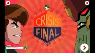 getlinkyoutube.com-Ben 10: Omniverse - Crisis Final (100% COMPLETADO)