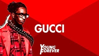 "getlinkyoutube.com-Young Thug x Future Type Beat 2016 - ""Gucci"" 