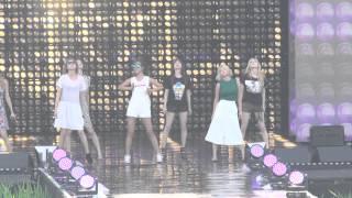 getlinkyoutube.com-20150814 DMZ 평화콘서트 소녀시대 - Party 사복리허설