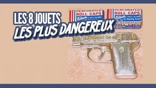 getlinkyoutube.com-Top 8 des jouets les plus dangereux