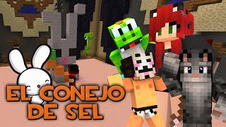 getlinkyoutube.com-EL CONEJO DE SEL | Build Battle con Apixelados, TomyCatt y MLlamas
