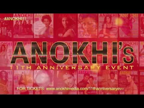 ANOKHI's 11th Anniversary Event : Commerical #1