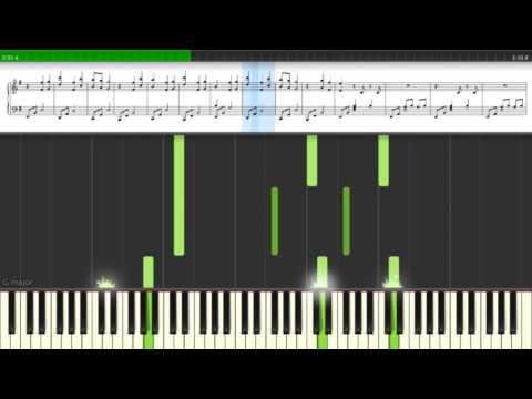 Final Fantasy XV - Love Lost / Farewell Piano Tutorial