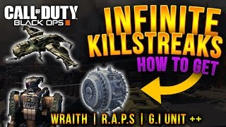 getlinkyoutube.com-How to get UNLIMITED SCORESTREAKS in BLACK OPS 3! XP BOOST (INFINITE R.A.P.S, GI UNITS AND WRAITHS!)
