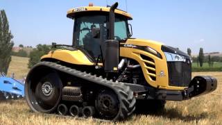 Challenger MT 700E Tracked Tractors