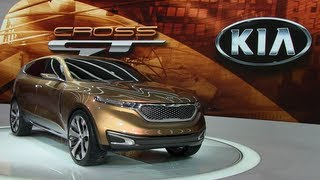 getlinkyoutube.com-Watch the KIA Cross GT Concept car Debut at the Chicago Auto Show
