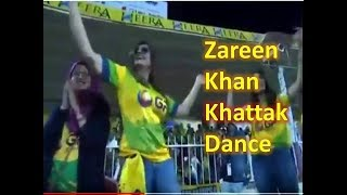 Zareen Khan new hot Khattak Dance Pakhtoon T10
