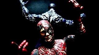 getlinkyoutube.com-Spider-man vs Venom part 2 (stopmotion toy )