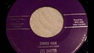 Sinner Man (original) - Les Baxter 1956.wmv