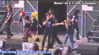 Katekyo hitman reborn opening 6 easy go live eng