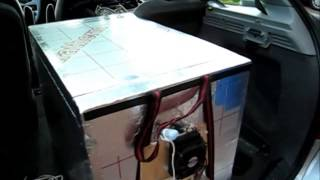 getlinkyoutube.com-Part 8 - Super Cool Box Project; conclusion. In fact this ice lasted 6.5 days!