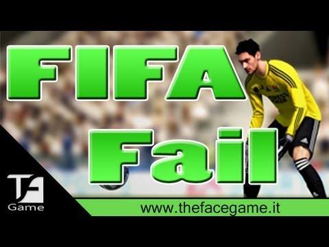 FIFA FAIL Compilation 2012
