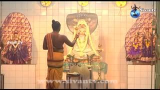 நந்தாவில் அம்மன் கோவில் 5ம் நாள் பகல்த்திருவிழா