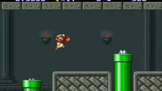 getlinkyoutube.com-Super Mario All-Stars - Super Mario Bros. World 8-4