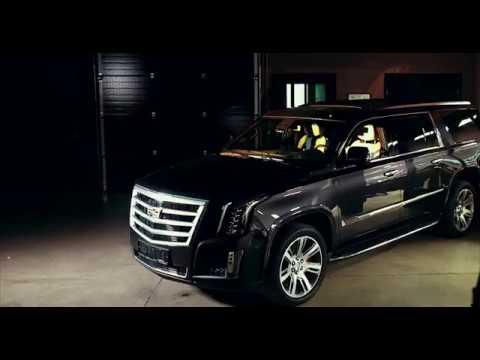 Премиальный салон-офис нового Cadillac Escalade ESV Эскалэйд ЕСВ.