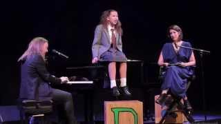 getlinkyoutube.com-Naughty from Matilda's 1,000 performance celebration