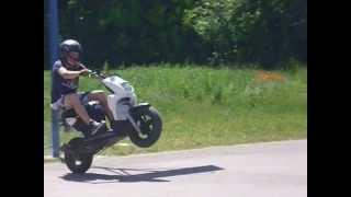 getlinkyoutube.com-Yamaha Slider Stunt 2013