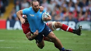 Italy v Canada - Full Match VideoHighlights and Tries