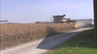 getlinkyoutube.com-New Holland CR 10.90 x 3