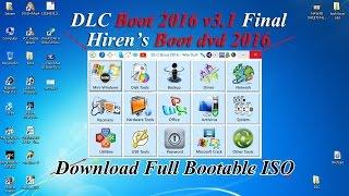 getlinkyoutube.com-DLC Ultimate Boot 2016 Best Alternative Of Old Hiren's Boot CD Lovers